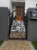 Hetikov-kované brána